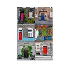 Le tipiche porte londinesi in sei scatti di Ivan Ingletto, sei stampe incollate su quadrati di vetro da utilizzare come sottobicchieri, porta candela, fermacarte, poggia moka, decorazioni da muro, poggia sapone... Complementi d'arredo per la casa dal tocco british e colorato. Da oggi su http://lovli.it/index.php/crystal-doors.html#
