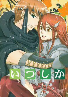 Fire Emblem: Awakening Doujinshi - Before We Knew It (Gaius x Cordelia (Tiamo))