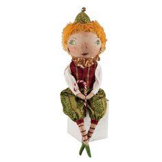 Eddie Elf Boy from The Holiday Barn