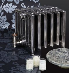 The humble cast iron radiator has been resurrected into a modern day piece of art with a wide range of styles, colours and finishes to suit an array of period and modern properties. Radiator Valves, Radiator Cover, Victorian Radiators, Traditional Radiators, Church Conversions, Hampshire Uk, Modern Properties, Cast Iron Radiators, Portsmouth