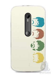 Capa Moto G3 The Beatles #1 - SmartCases - Acessórios para celulares e tablets :)