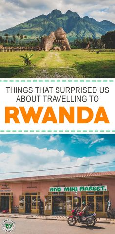 Thinking of traveling to Rwanda and don't know what to expect? Check out what we learned and what surprised us on our recent trip to Rwanda.