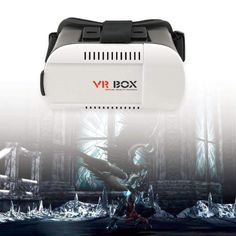 Universal 3D Glasses  Game Movie 3D Glass Virtual Reality VR BOX For Arduino IOS Android #vr #virtulabox #game https://seethis.co/p18rnW/