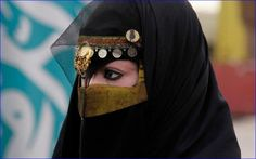 Saudi Arabia outlaws 'tempting eyes' An unnamed journalist said beautiful women would 'be in trouble' whether they wore makeup or not. A new law in Saudi Arabia banning 'tempting eyes' has become the latest example of female oppression in the country.  The law, which states that women with alluring eyes will be forced to wear a full veil, has been branded 'stupid' by dissenters and roundly criticised on social media, aina.org reports.
