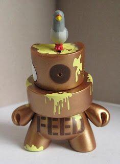 Feeder #designertoys