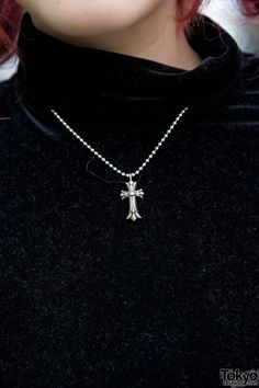 Chrome Hearts Cross Necklace                                                                                                                                                                                 More