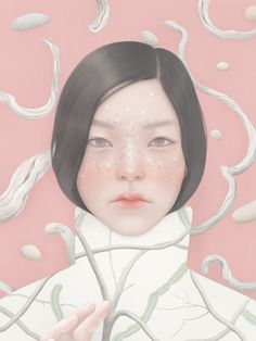 Portraits for Magazine by Hsiao-Ron Cheng — T H E •• T W O