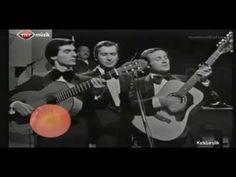 Modern Folk Üçlüsü - Su Gelir Ark - YouTube