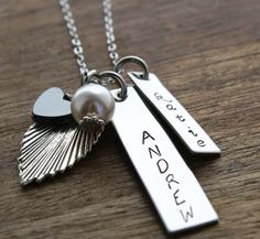 2 Names Necklace