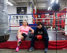 In Everybody's Corner, a Boxing Gym for All - NYTimes.com