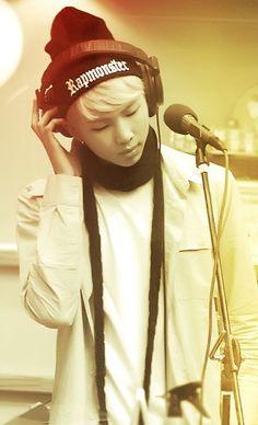 Rap Monster / Kim Nam Joon