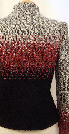 Hand Woven Jacket, Kathleen Weir-West, Fiber Art 11.JPG