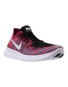 hot sale online 59ae1 33022 Nike Women s Free Run Flyknit 2017 Running Sneakers from Finish Line Shoes  - Finish Line Athletic Sneakers - Macy s