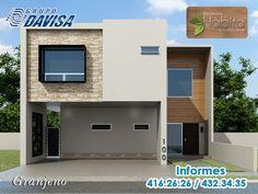Modelo Granjeno #Saltillo #casas #fraccionamiento #NuevoUrbanismo