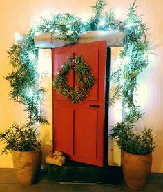 Elf door for Sauna  Elf