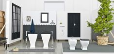 Jazz collection, design Meneghello Paolelli Associati. #TheArtceram
