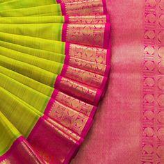 How to Select Silk Saree for Wedding? 21 Things to Know - How to Select Silk Saree for Wedding? 21 Things to Know - Kanjivaram Sarees Silk, Blue Silk Saree, Indian Silk Sarees, Green Saree, Soft Silk Sarees, Ethnic Sarees, Kanchipuram Saree, Green Blouse, Bridal Sarees South Indian