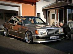 Mercedes Benz 190e, Mercedes Car, Classic Mercedes, Benz Car, Retro Cars, Cars And Motorcycles, Luxury Cars, Cool Cars, Dream Cars