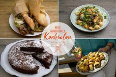 Mein wunderbarer Kochsalon French Toast, Breakfast, Food, Drawing Rooms, Kochen, Morning Coffee, Meal, Essen, Hoods