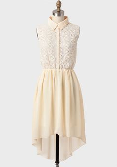 Whimsy Eyelet Dress By Pink Martini at #Ruche @Ruche