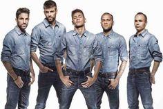 Piqué, Alves y Valdés, los cracks del Barça más estilosos de 2013