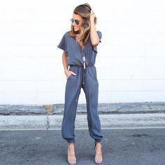 Romper Color is Flint Other Jumpsuit, Shop My, Rompers, Best Deals, Womens Fashion, Color, Dresses, Closet, Style