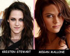Las 9 actrices de cine para adultos que son idénticas a celebridades famosas… - Para Los Curiosos