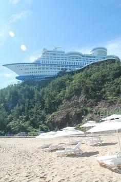 Sun Cruise Resort, Corée du Sud