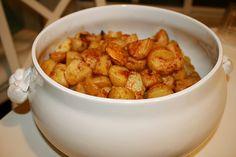 Weight Watchers Dijon Potatoes