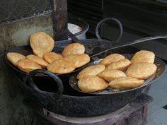 One of the favourite snack of Indians - Kachori