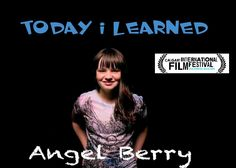 CIFF nomination for Today I learned