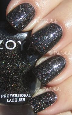 Zoya Storm...shut-the-front-door gorgeous!  Will make you get into car crash by staring at it in the sun!!!!