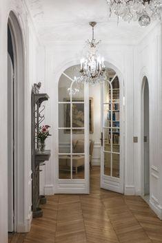 House Design, House Interior, French House, Dream Apartment, Apartment Design, Home Deco, French Style Homes, Parisian Apartment, Parisian Interior
