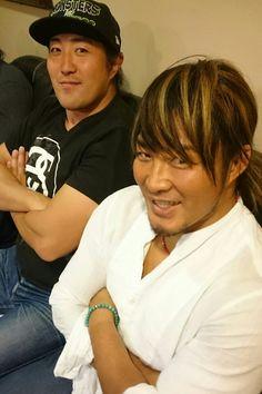 Hiroshi Tanahashi and Yoshitatsu