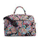 Weekender Travel Bag in Parisian Paisley | Vera Bradley