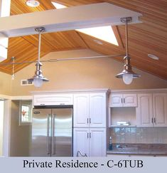 Nautical Kitchen Lighting By Shiplights. Customizable Ceiling Pendants To  Match Your Stainless Steel Appliances Nautical