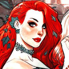 Comics Girls, Dc Comics, Harle Quinn, Sci Fi Horror, Ahs, Poison Ivy, Dc Universe, Supergirl, Batman