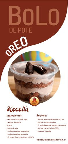 Oreos, Chilli Banana, Cake Recipes, Dessert Recipes, Desserts, Food Business Ideas, Oreo Dessert, Diy Food, Yummy Cakes