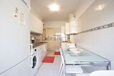 Imagem Cozinha de apartamento t2 em Penha de França Washing Machine, Home Appliances, Home, House Appliances, Domestic Appliances