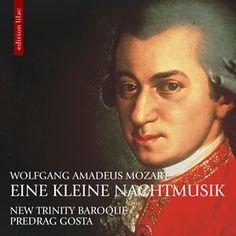 Wolfgang Amadeus Mozart: Eine Kleine Nachtmusik (A Little Night Music)
