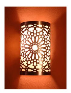 Moroccan brass Wall Light (Sold by two), Wall Sconce, fine chiselled rose pattern, Moroccan Arts and Crafts, Moroccan design Moroccan Floor Lamp, Moroccan Art, Moroccan Lighting, Moroccan Lanterns, Moroccan Design, Moroccan Bedroom, Moroccan Interiors, Moroccan Tiles, Outdoor Wall Sconce