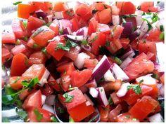 Pico de Gallo Salsa Recipe – 0 Point Total | Weight Watchers Recipes