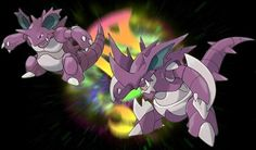Awesome Mega Nidoking Concept