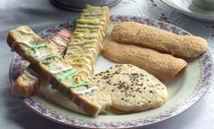 4 Medieval Cookie Recipes (Lady Fingers, Biscotti, Italian Shortbread, Anis Sugar Cakes/Jambals