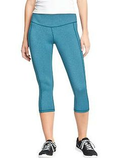 """Women's Active by Old Navy Compression Capris (19"""") 