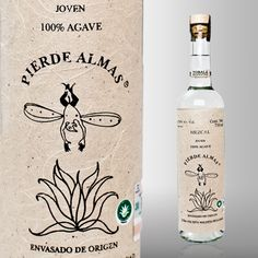 Tiny distilleries throughout the Mexican states of Oaxaca and Guerrero make this brand's wide variety of mezcals.