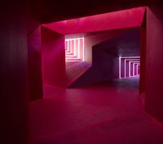 General Manifold is an immersive environment that aims to disorient as well as engage