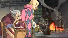 Howls Moving Castle  | heart} Howl's Moving Castle | 50% Syrian