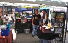 This was my booth set up at The Deep Ellum Art festival On saturday June 16, 2012 I did well with my set up it paid off. My next event will be in richardson June 22, 2012 5:30-9:30