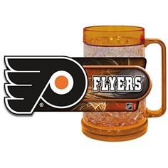 Philadelphia Flyers Freezer Mugs